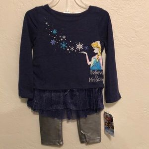 Two Toddler Girl Outfits-Child of Mine by Carter's
